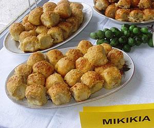 Μικίκια (παραδοσιακές συνταγές Θράκης)