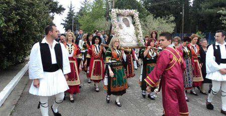 2011 - Εορτασμός Παναγίας Ρευματοκρατούσας και Αποστόλου Θωμά